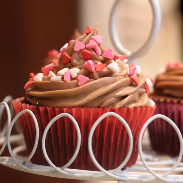 Petits gâteaux de la Saint-Valentin
