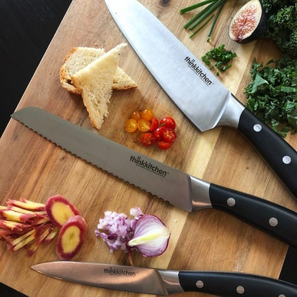 Le guide des couteaux par Priscila. C'est le temps de hacher!
