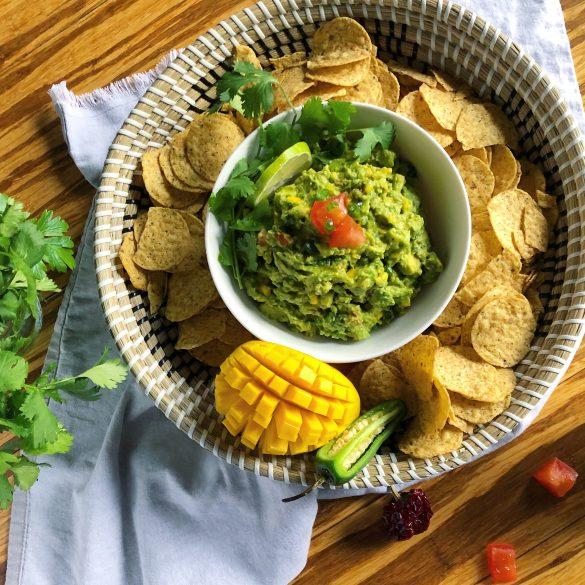 Le Cinco de Mayo de Priscila's Kitchen : guacamole et margarita uniques!
