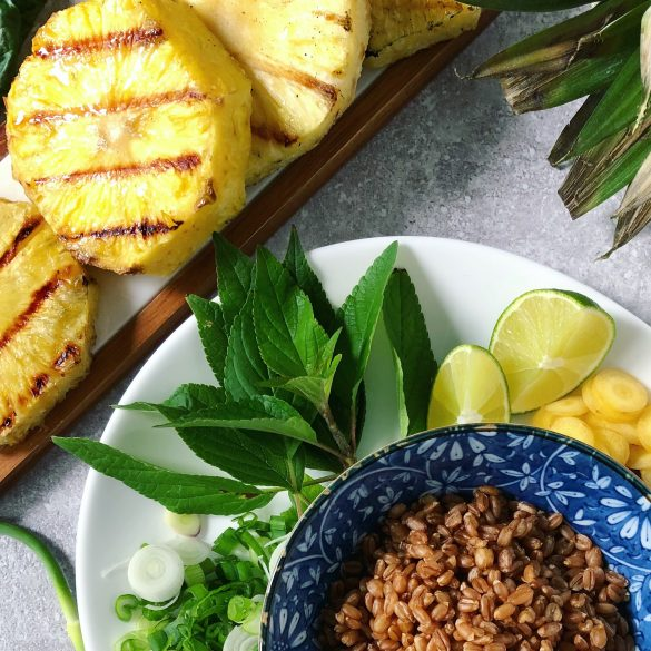 Folie d'ananas : Recettes d'été faciles
