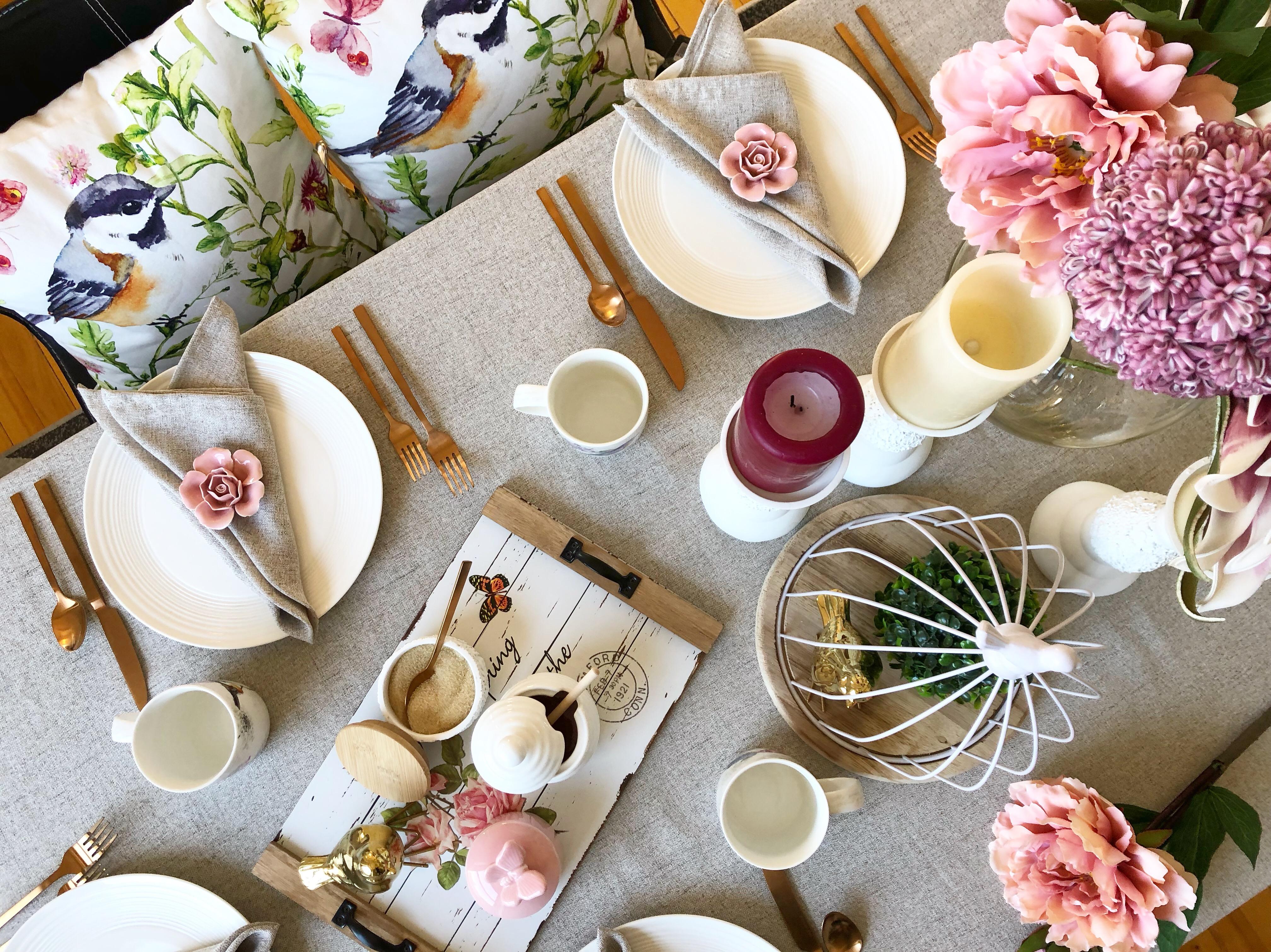 Dresser Une Table À L Anglaise les scones feuilletés préférés de priscila's kitchen